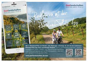 Radtouren Mittelrhein Loreley Oberwesel Bacharach St. Goar Sehenswürdigkeiten Radwandern App interaktiv