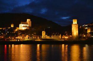 Panorama Alstadt Oberwesel Rheinromantik