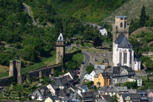 Rheinromantik Loreley Bacharach St. Goar Oberwesel Hotel Weinhaus Weinhaus Weiler