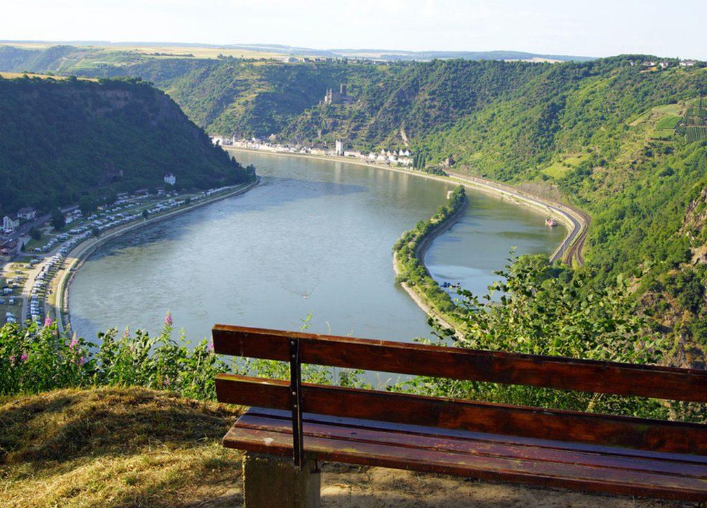 Mittelrhein Tal - Rhine River