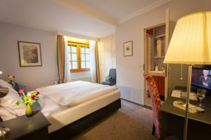 Accommodation Oberwesel Loreley romantic Hotelroom