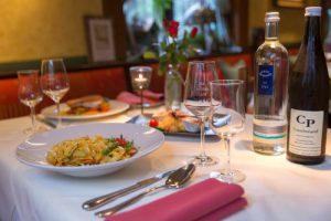 Oberwesel Restaurant bürgerlich regional lecker