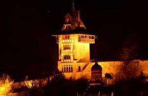 Romantisches Hotel Oberwesel Altstadt Kuhhirtenturm
