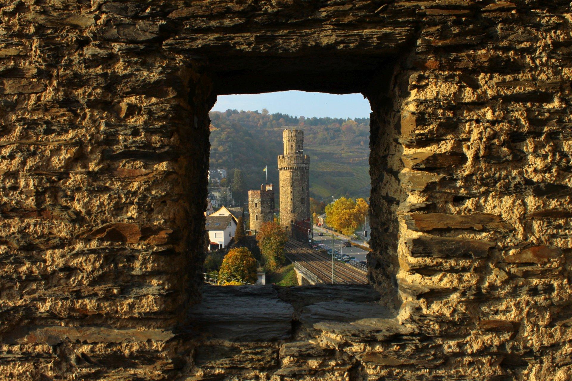 Oberes Mittelrheintal Welterbe Unesco Oberwesel