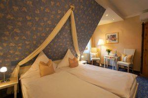 Oberwesel Rhein Hotelzimmer Unterkunft Übernachtung