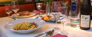 Oberwesel Rhein gut essen gehen Restaurant
